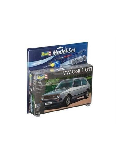 Revell  Maket 1:24 Model SetVolkswagen Golf GTI 67072 Renkli